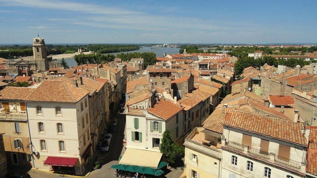 Arles city Provence