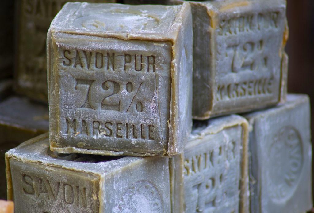 Savon Marseille Seife