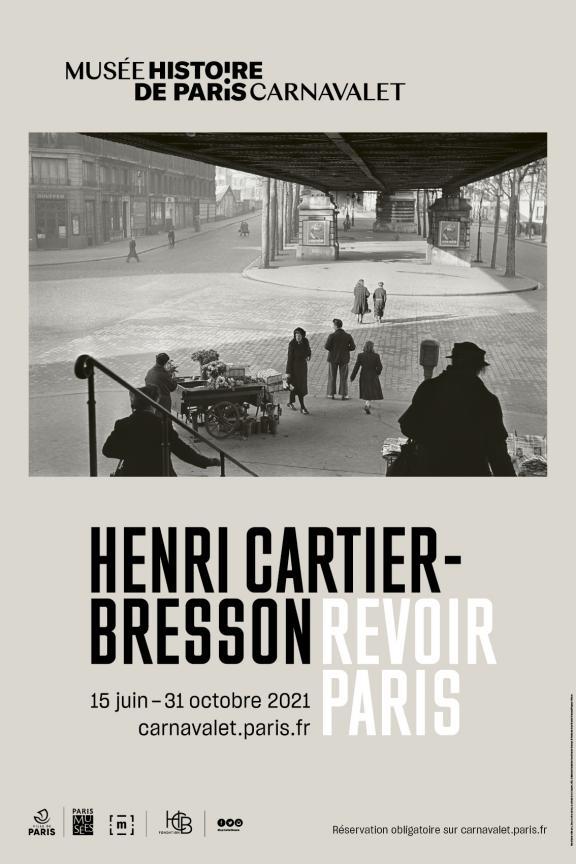 Henri Cartier Bresson Musee Carnavalet