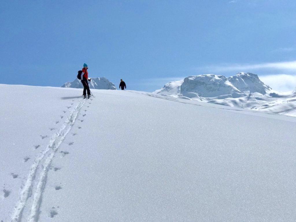 Ski Randonnée La Plagne Wintersport