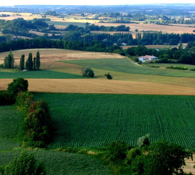 Monflanquin Lot et Garonne
