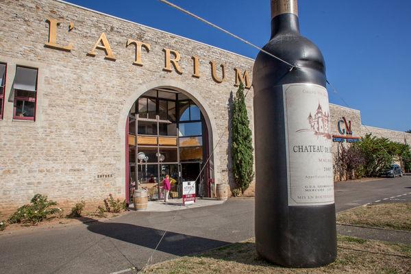 L'Atrium Cahors Wein