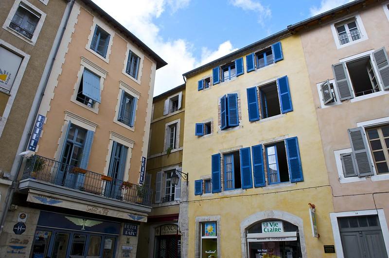 Cahors Innerstadt