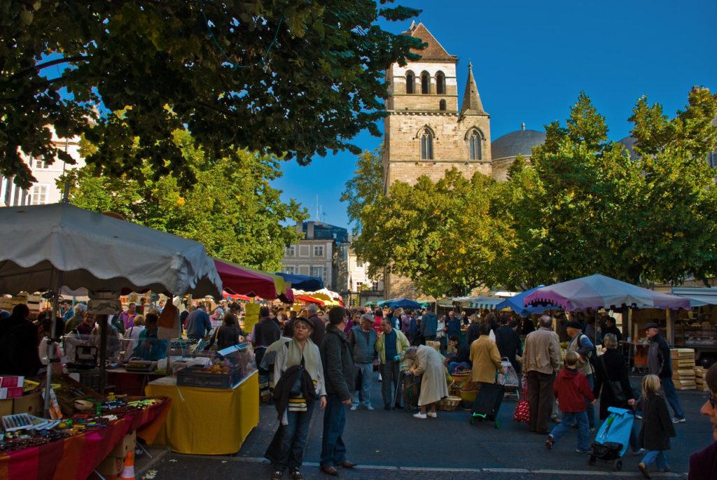 Cahors Markt