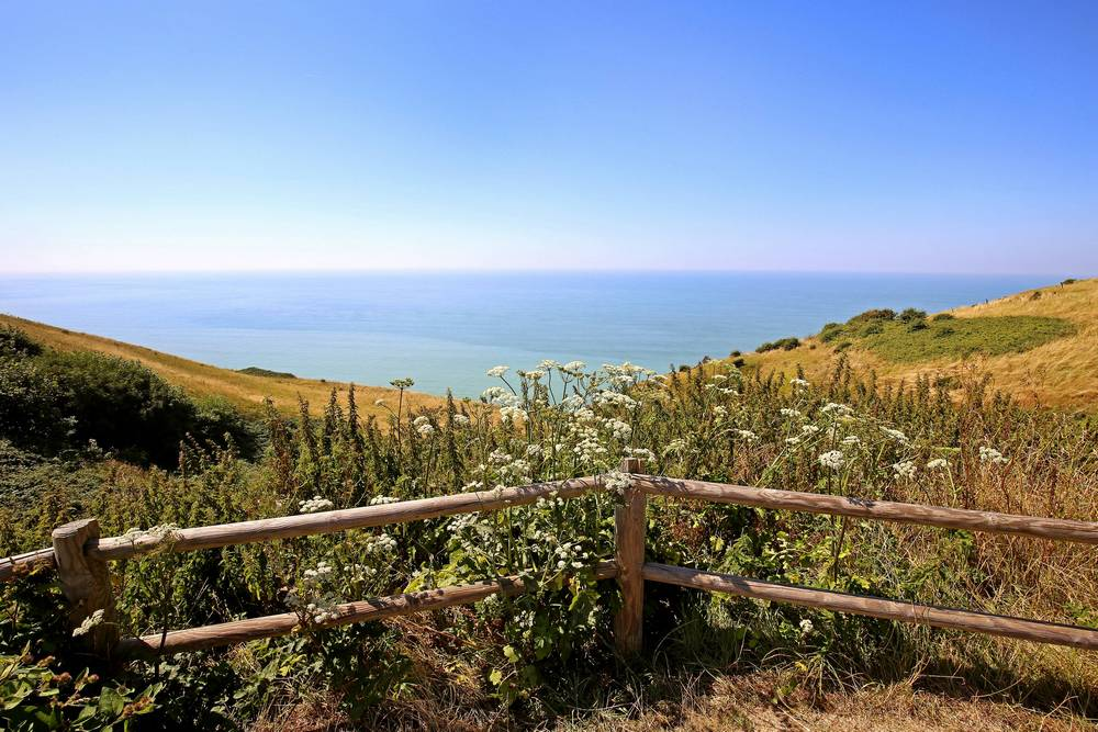 Camping Huttopia Les Falaises Normandie