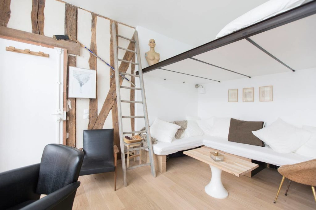 Duplex appartement Paris