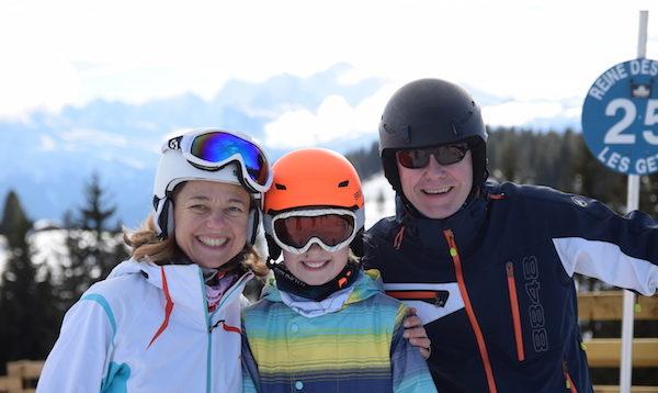 Chatel Familienfreudliche Ski Portes du Soleil