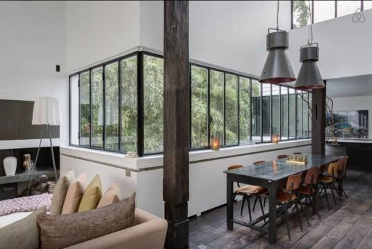 großes Loft im Montmartre-Viertel Paris airbnb