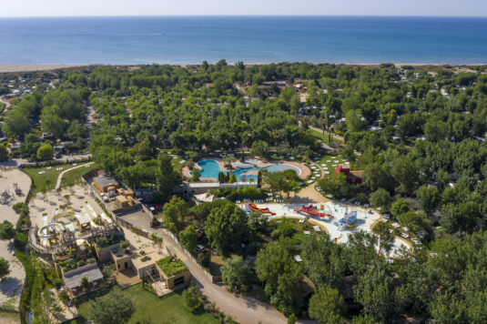 Camping Serignan Plage Languedoc Roussillon