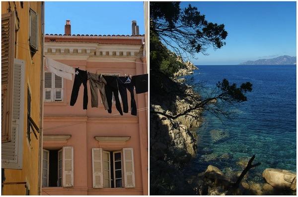 Korsika Ajaccio Westkuste