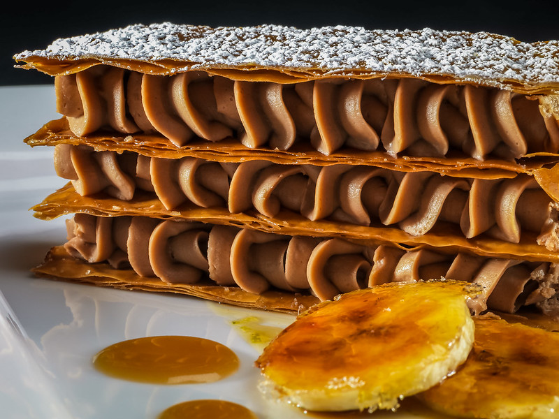 Mille Feuille Patisserie