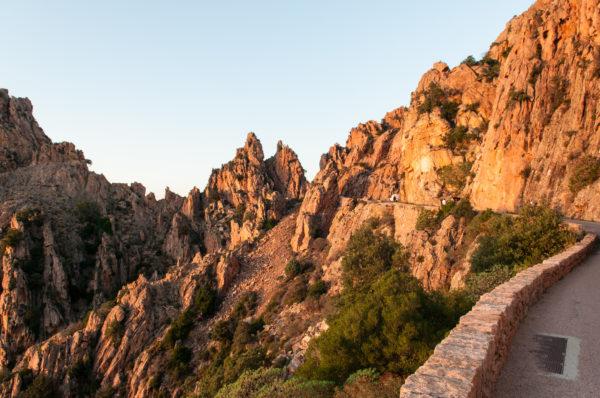 Les Calanques Piana Korsika