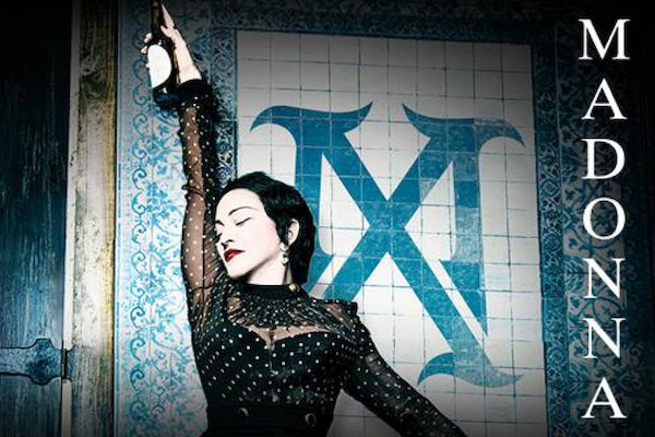 Madonna tournée Paris Grand Rex