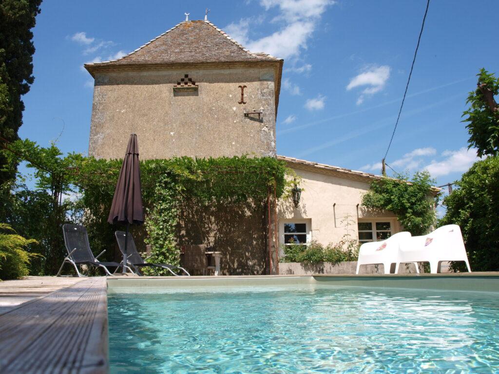 Villa Lafage Dordogne Ferienhaus