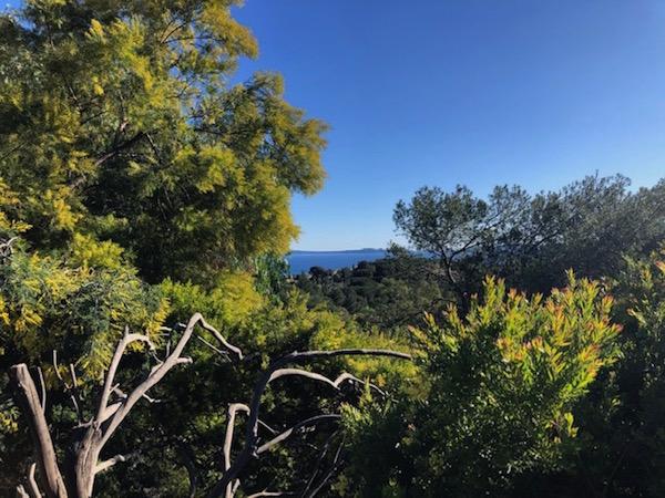 Bormes les Mimosas Parc Gonzales