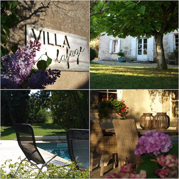 Ferienhaus Villa Lafage Dordogne
