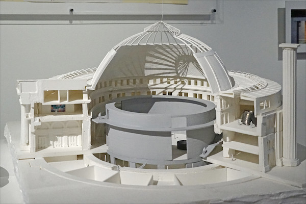 fondation pinault Großmuseum der Moderne Paris