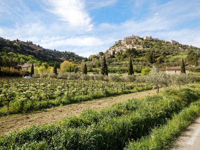Gorges du Lubéron Provence 8 Orte