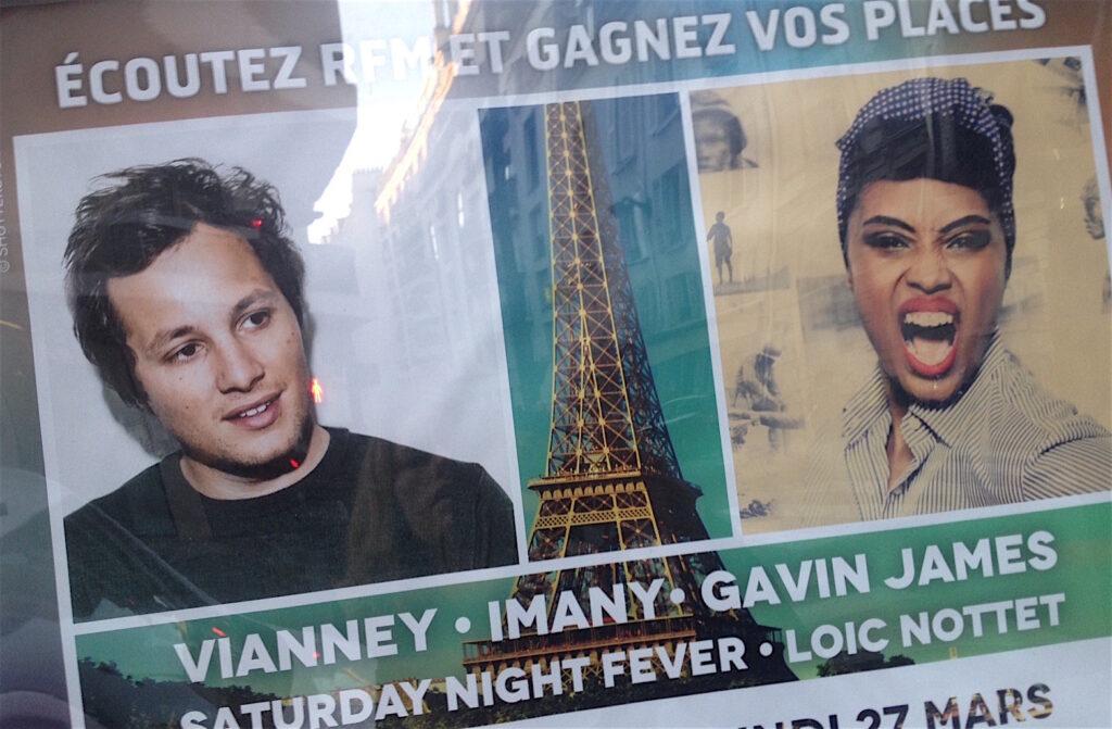 ianney-imany-junge Franzosische sanger