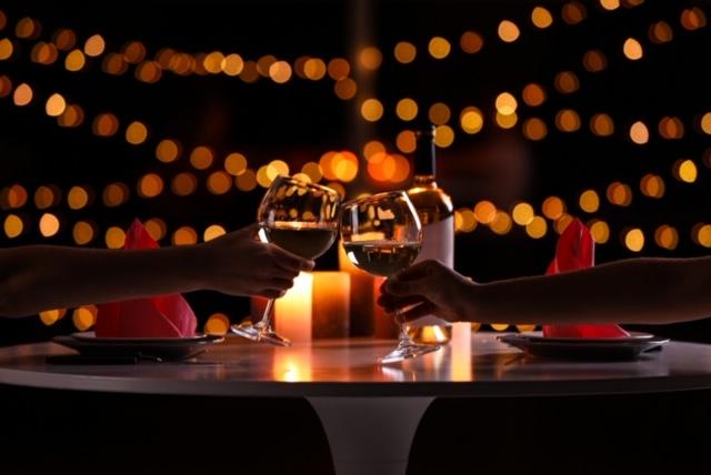 Candlelight date romantik tipp