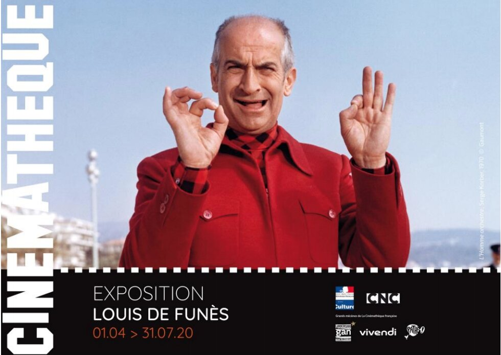 exposition-louis-de-funes-cinematheque-francaise
