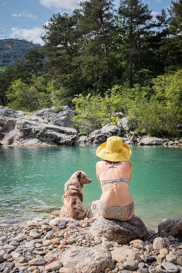Gorge du Verdon Orte Provence