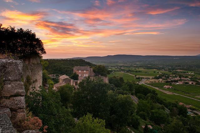 Luberon Provence Menerbes