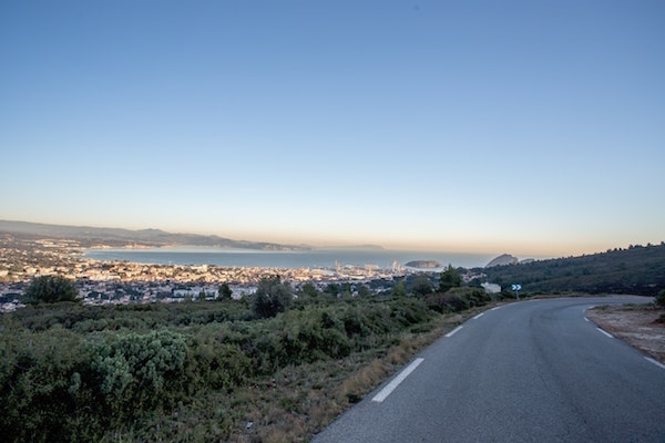 Route des Crètes Provence Cote d'Azur