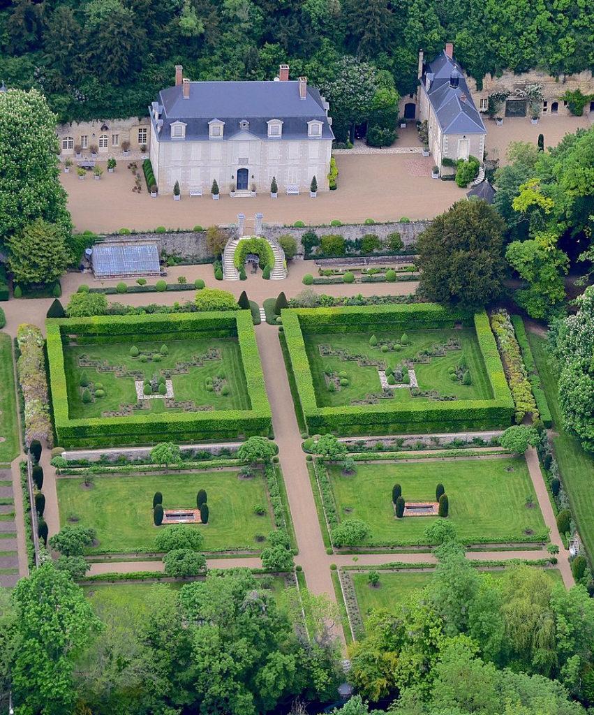 Mick Jaggers Schloss in Frankreich