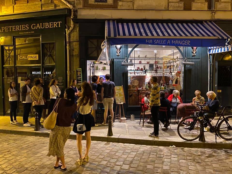 Sind Cafés und Restaurants in Frankreich wieder geöffnet Paris