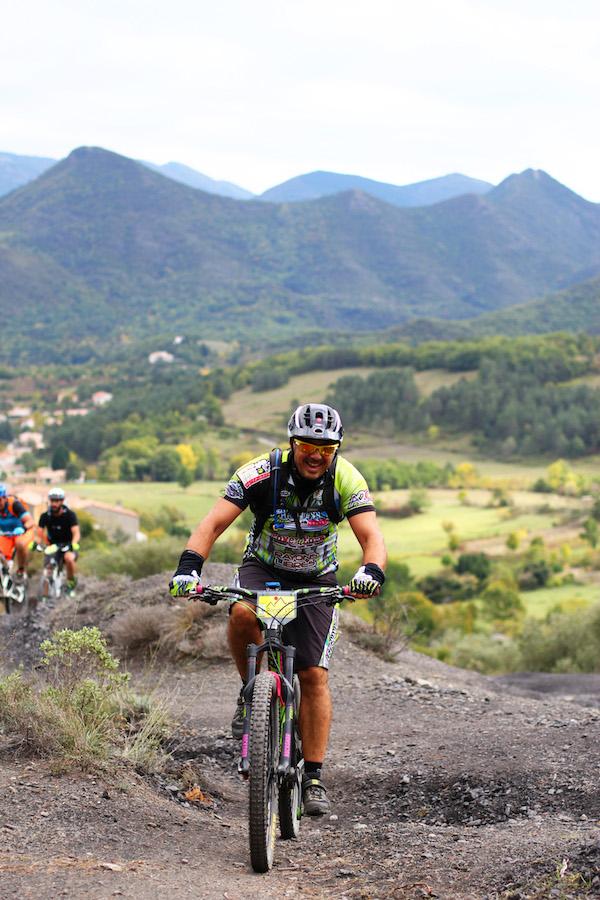 Mountainbike Pyrénées