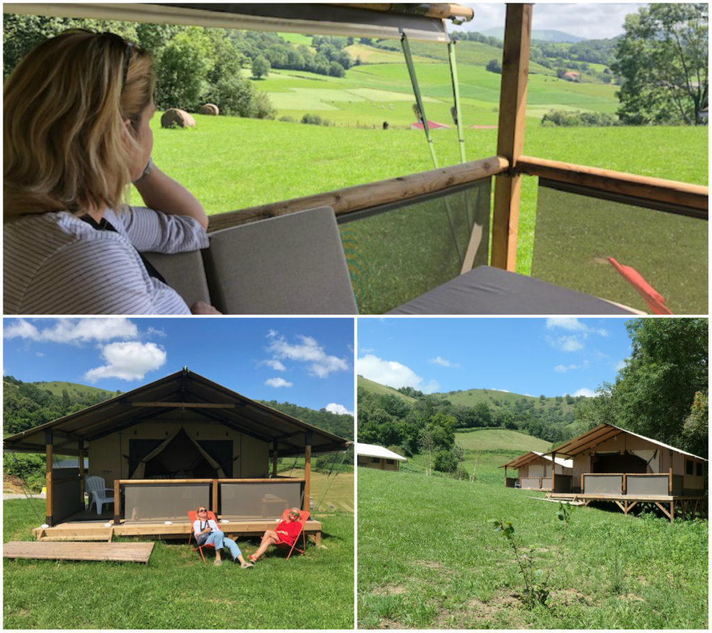 Borda Lodge Aquitaine Bordeaux Glamping