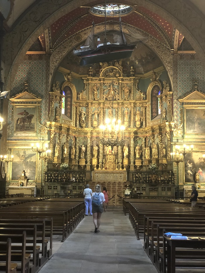 Saint Jean Baptiste Kirche