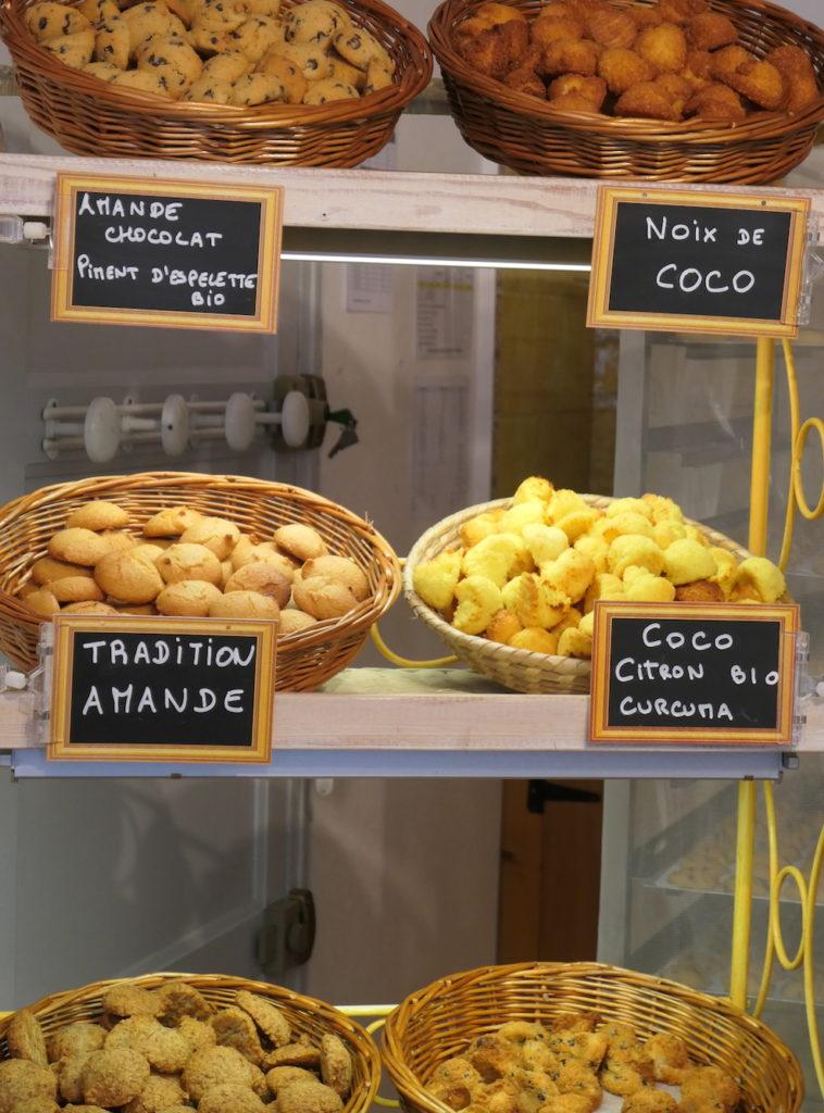 Macaron Basque baskische Küche