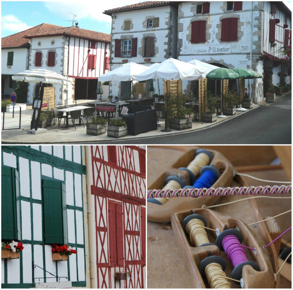 La Bastide Clairence Baskenland