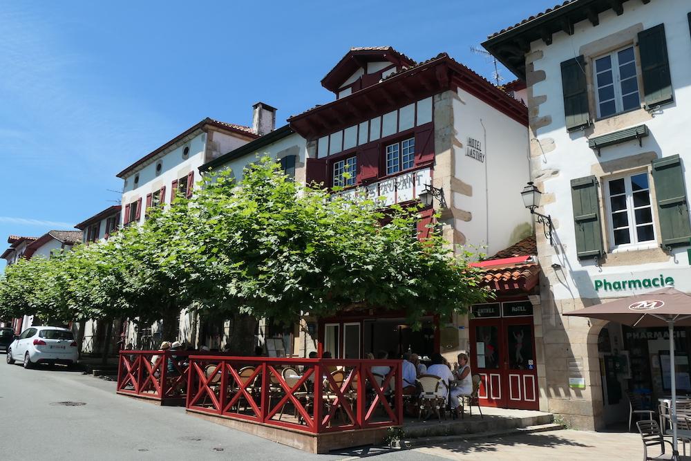 Sare Restaurant Mimosa Baskenland eten