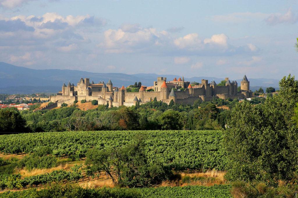 Carcassonne Aude