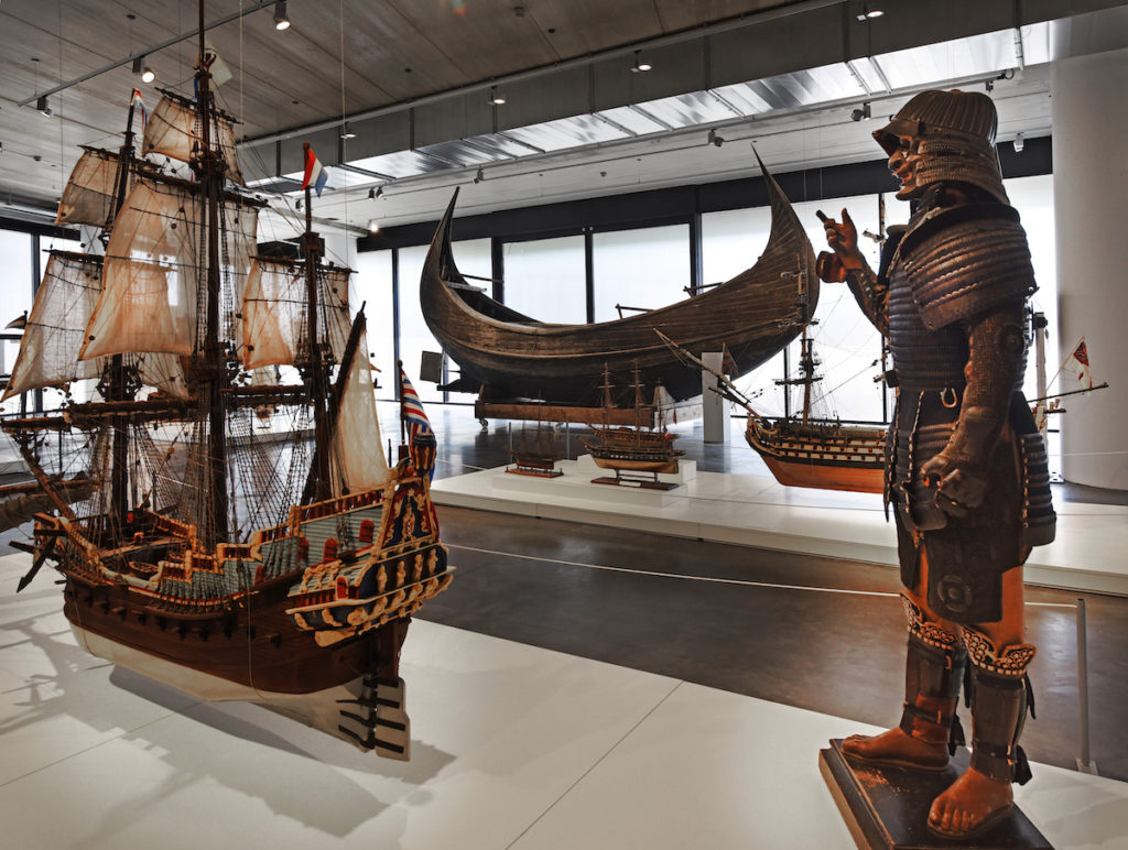 Musée Mer Marine VOC