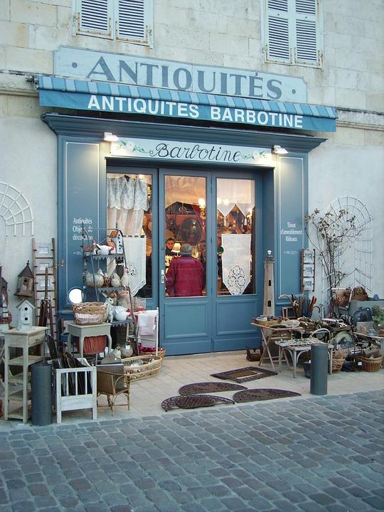 Ile de Ré Antiquités