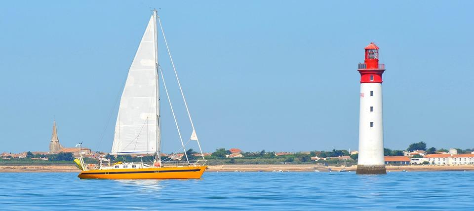 7 Aktivitäten auf der Ile de Ré Boot