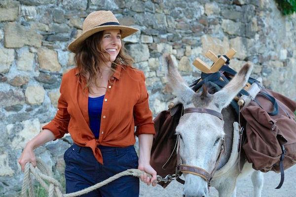 Antoinette dans les Cévennes Mein Liebhaber, der Esel & ich: herzerwärmende Komödie