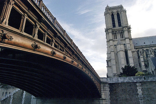 Pont double Paris