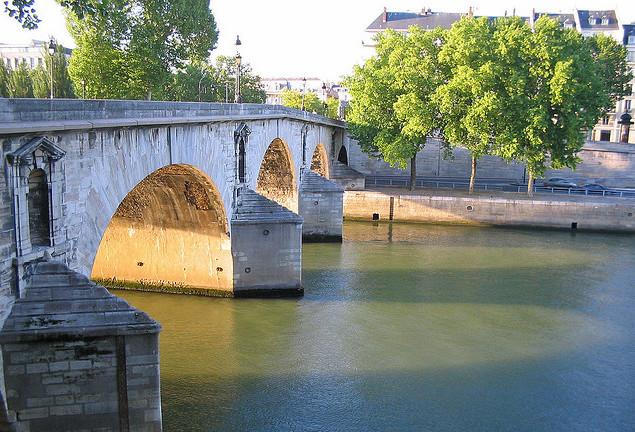 Pont Marie Paris
