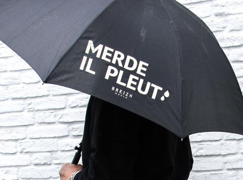 merde il pleut Breizh