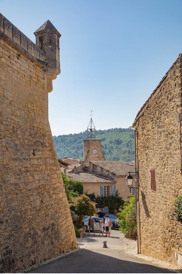 Ansouis Lubéron Vaucluse Provence
