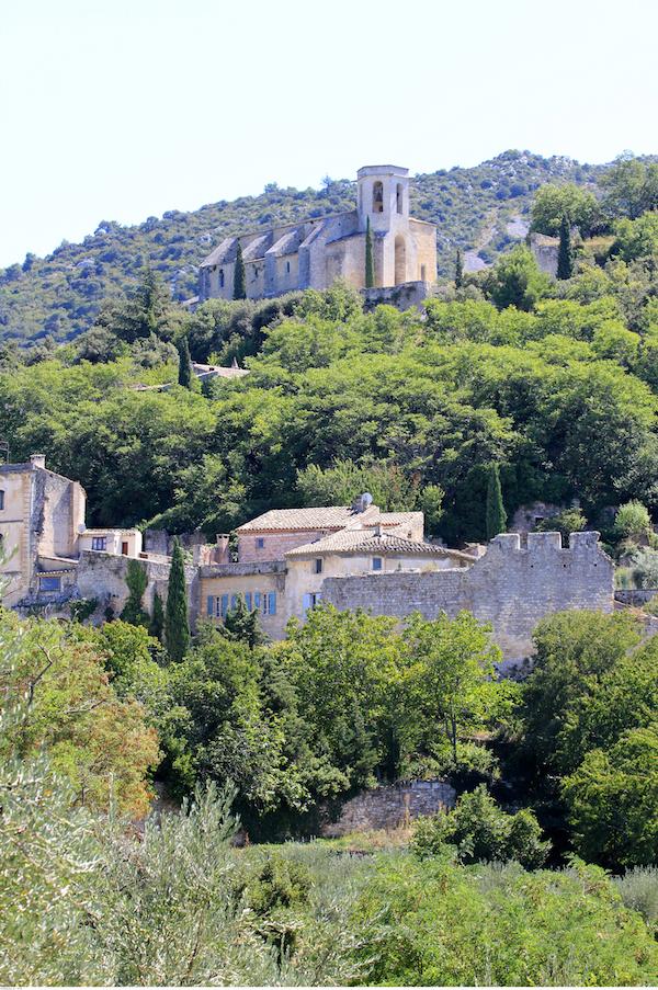Oppède-le-Vieux Provence