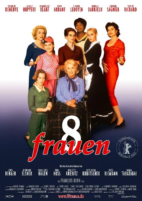 8 Frauen movie