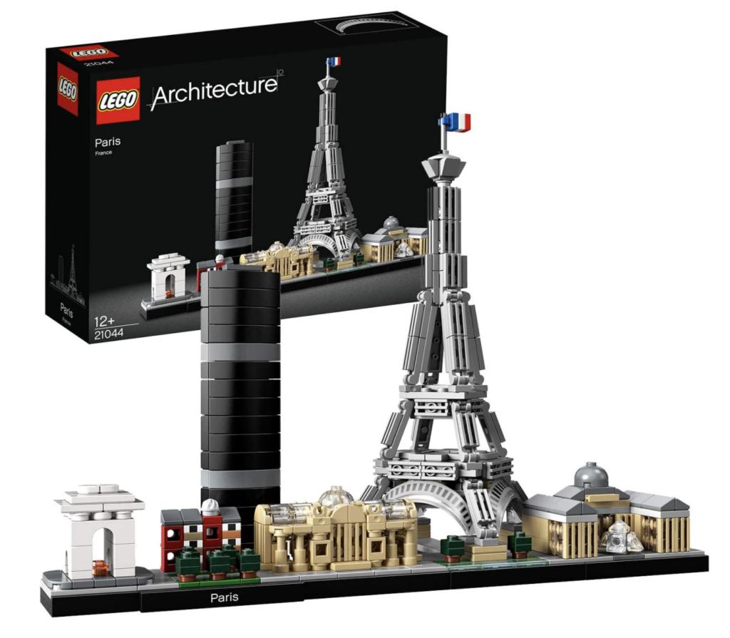 Pariser Skyline Weihnachtsgeschenke Lego Architecture Paris