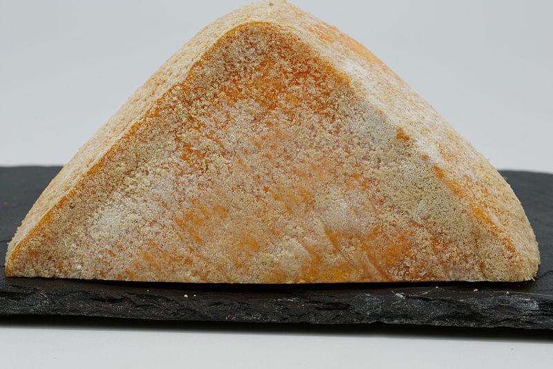 Käse aus Nordfrankreich Sablé de Wissant