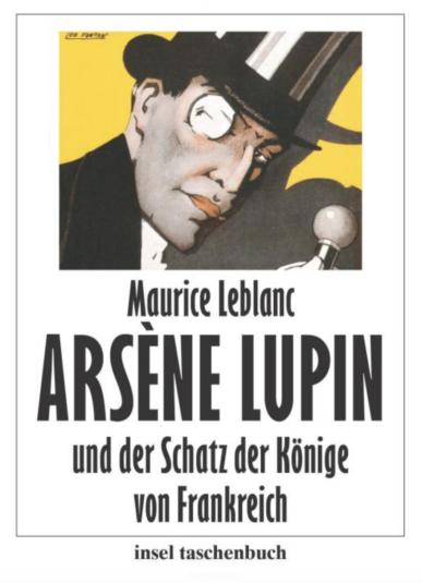 Buch Arsene Lupin